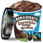 B&J 465ml Chocolate Fudge Brownie