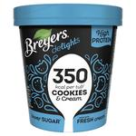 BREYERS Cookies&Cream 465ml