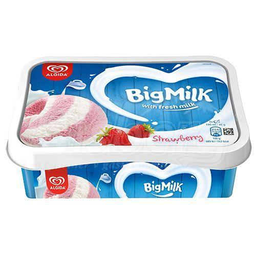 Big Milk Strawberry